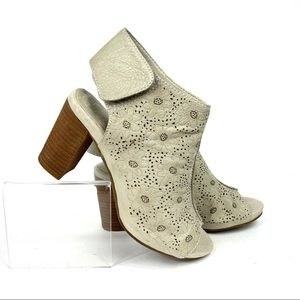L'Artiste by Spring Step FAB Beige Ankle Boots 37